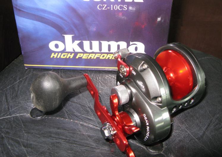 955ec18a341 FishingFanatics@Singapore: My new gift, New Okuma Offshore Bait ...