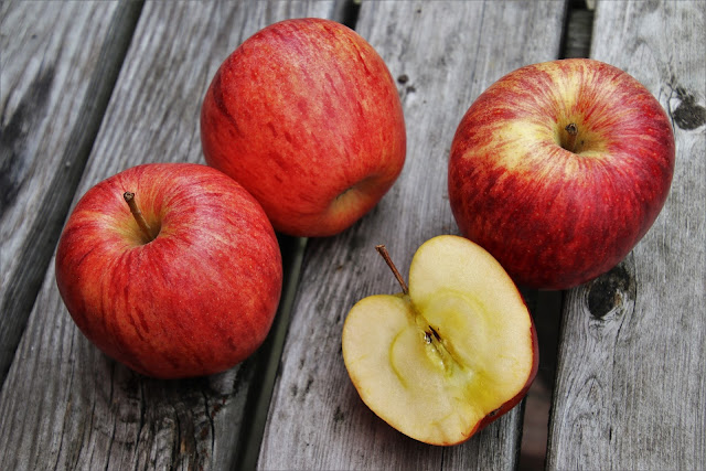 vitamin C buah apel