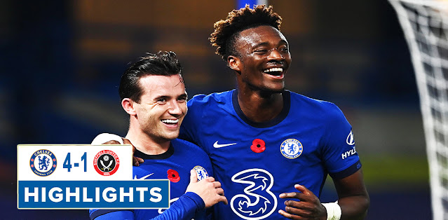 Chelsea vs Sheffield United – Highlights