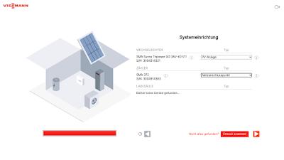 Viessmann Gridbox - Systemeinrichtung