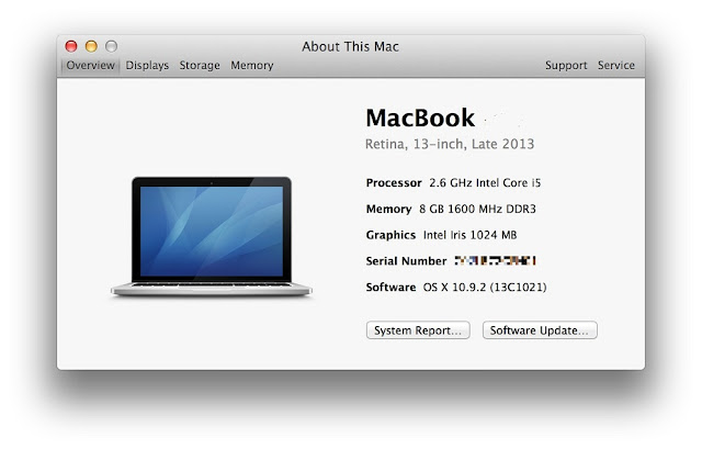 How to Check the Serial Number on Your Mac or MacBook?
