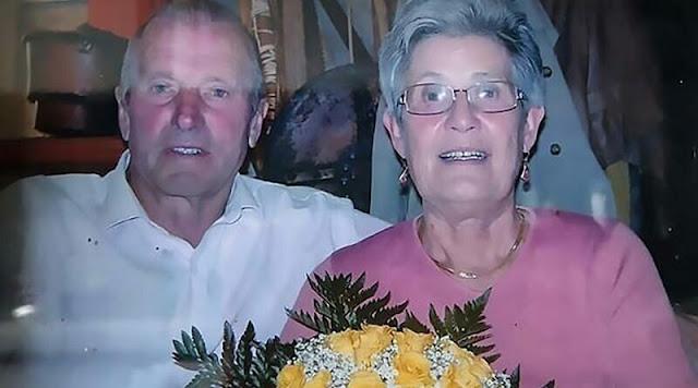 Итальянская пара, прожившие вместе 60 лет, умерли от коронавируса с разницей в 2 часа