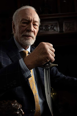 Knives Out 2019 Christopher Plummer Image 1