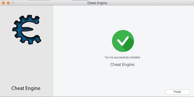 كيفية تحميل واستخدام Cheat Engine  لنظام التشغيل ماكنتوش