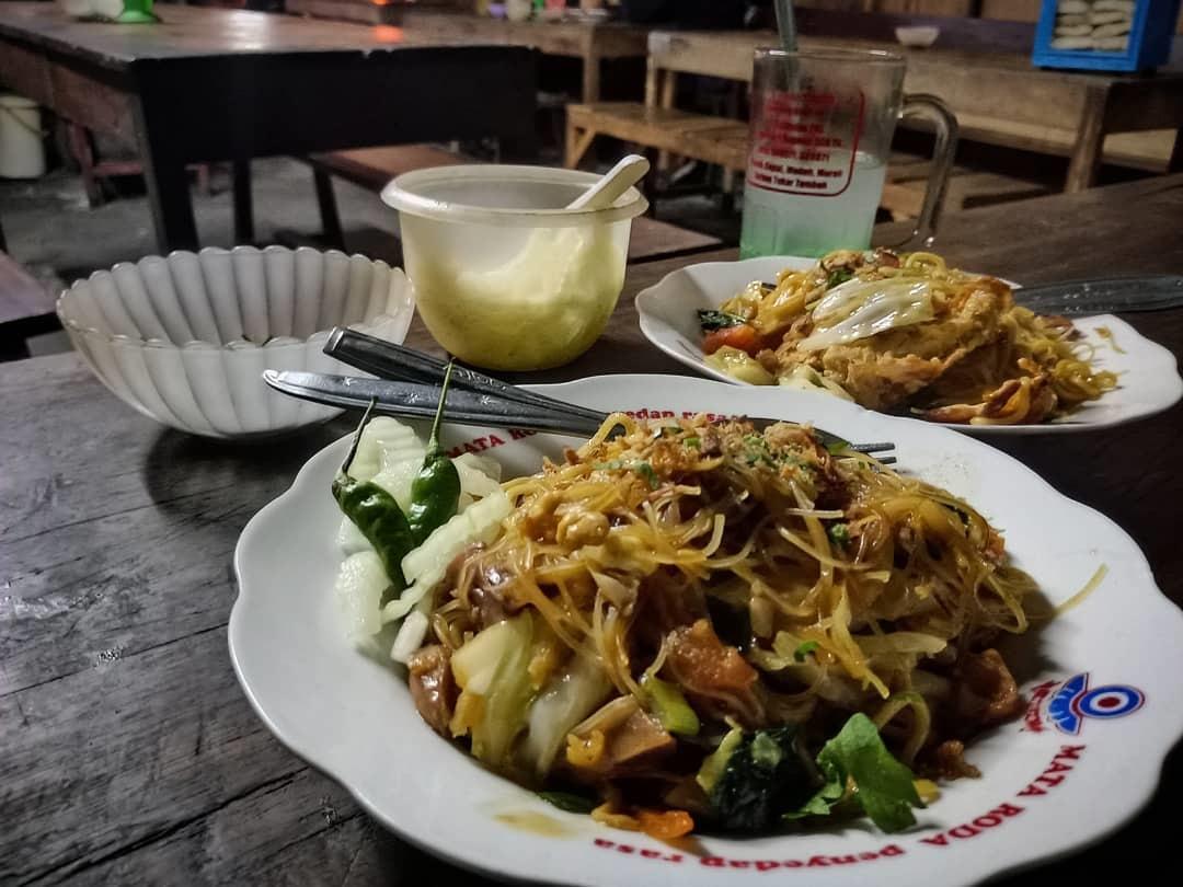 Wisata Kuliner Bakmi Jawa Pak Anteng Semarang