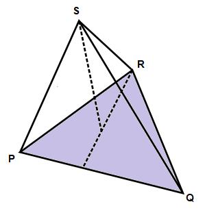 gambar limas segitiga