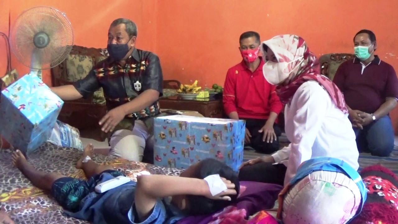 Rista Tegaskan Akan Bantu Pemulihan Trauma Bocah Korban Penganiayaan di Argopeni