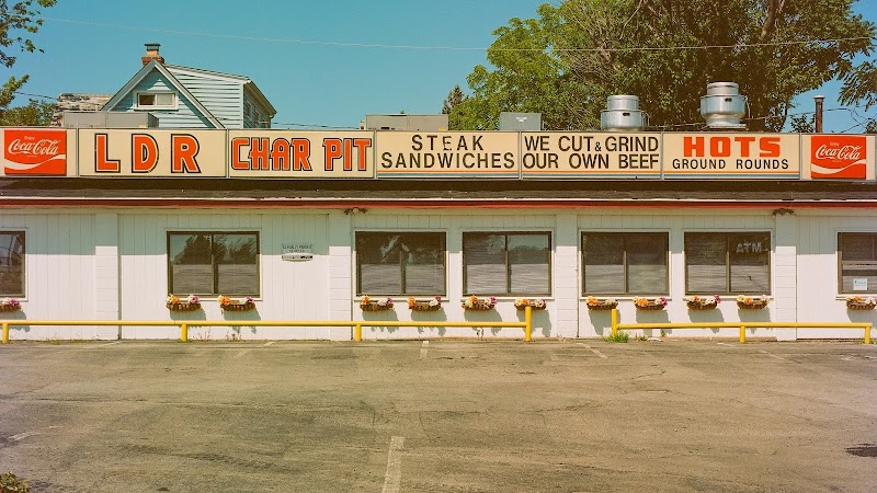 LDR Char Pit -  The American Burger Joint