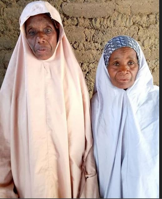 Photo Of Kidnapped Victims Rescued In Katsina