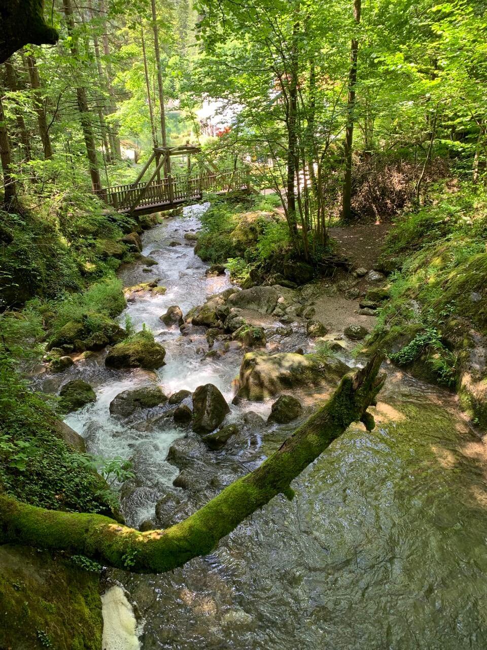 Myrafälle, Niederösterreich