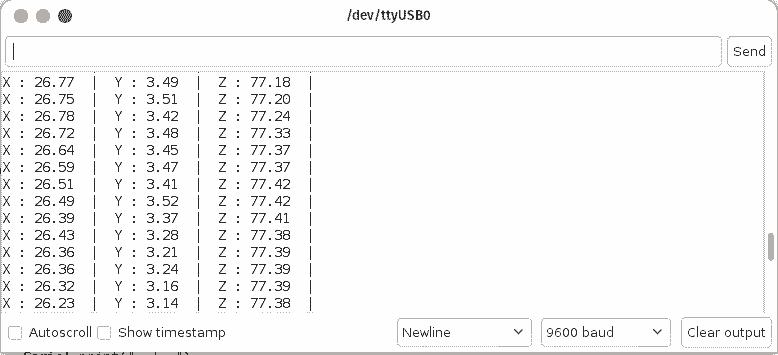 GY 521 MPU6050 Arduino Cara Mengukur Sudut Dalam Derajat