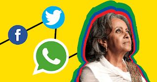 Ethiopia Facebook, Twitter, WhatsApp Rival