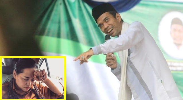 Viral Ramalan Mbak You Terbukti, Ustadz Abdul Somad: Setiap Tahun Ngomongnya Begitu