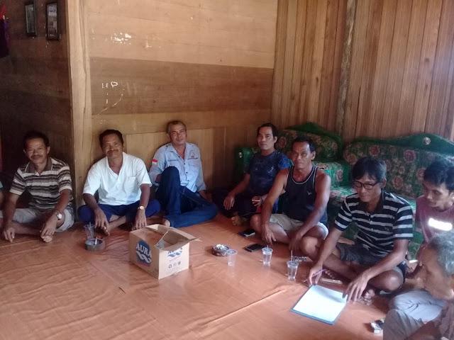 Tim Tanah Ulayat Bawoy Udung Minta Jangan Dilibatkan Dalam Sengketa Antara PT BCL dan PT ABC