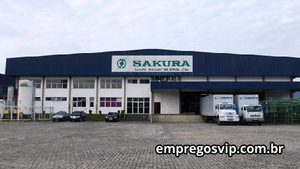 Vagas de emprego Sakura Exhaust do Brasil Ltda