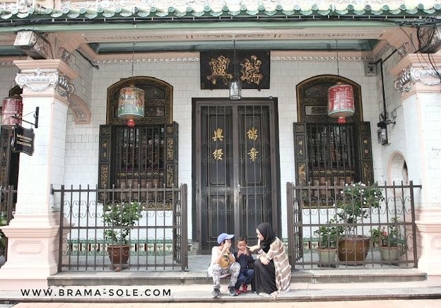 Baba Nyonya Heritage Museum Melaka