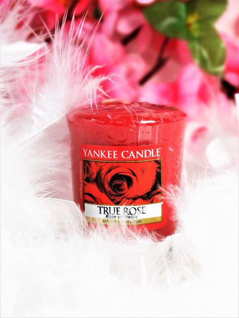 avis True Rose (Rose véritable) de Yankee Candle, blog bougie, bougie parfumée, blog parfum, blog beauté