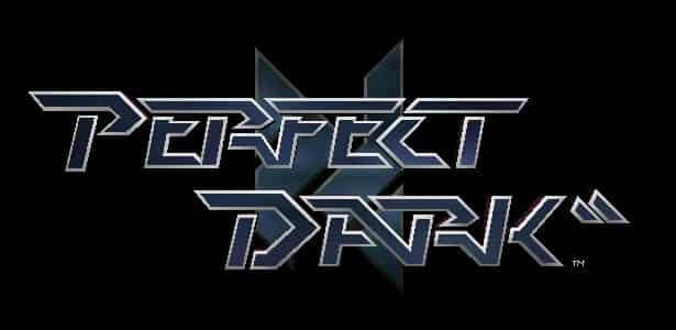 logo del juego Perfect Dark rom n64 para descargar haciendo clic aqui