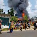 Eddiwan Shasby: Satu Orang Warga Pingsan Shock Karena Rumahnya Terbakar