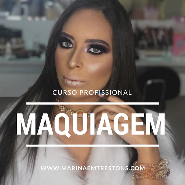 M3T - Curso Maquiagem Profissional