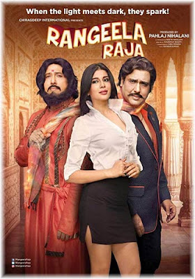 Rangeela Raja 2019 HIndi Movie  x264 DVDScr 480p