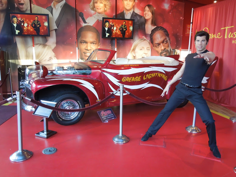 Grease Lightning movie exhibit