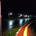Kondisi Terkini Lalulintas di Jalan Tosuraya Barat Terpantau Lancar Meski Hujan