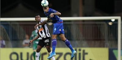 Bahia empata com o Atlético-MG