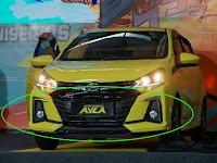 Harga dan Fisik : Bumper Depan Daihatsu Ayla 1.200 Tahun 2020