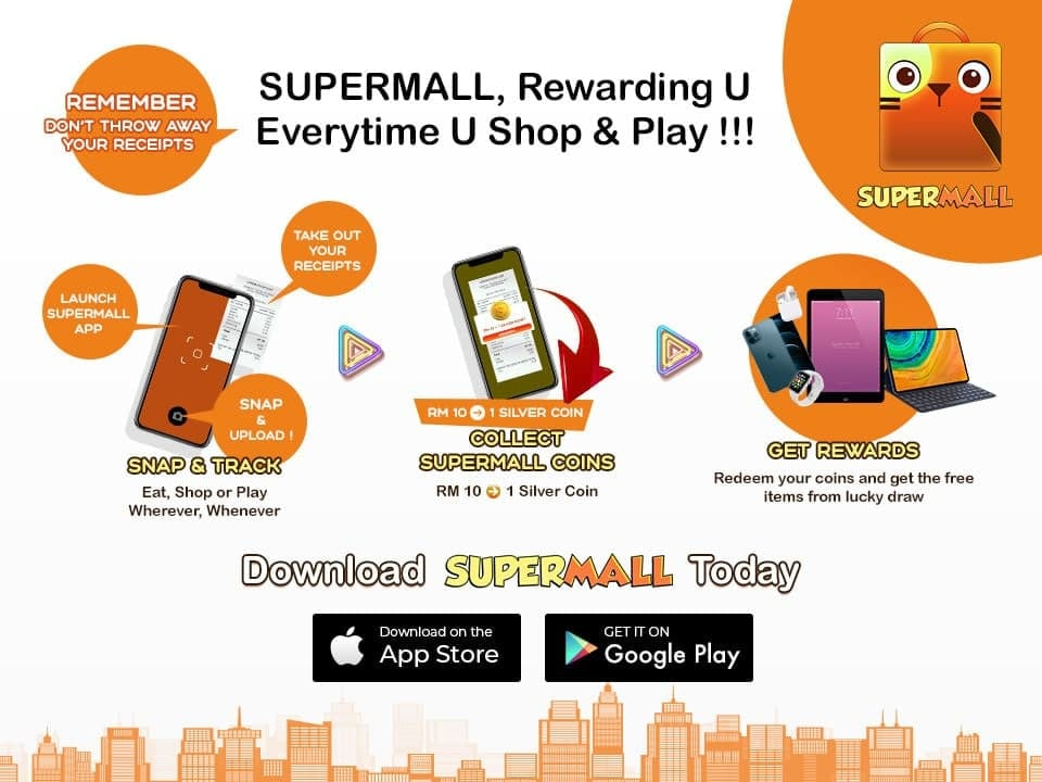 supermall apps