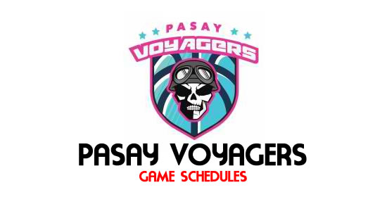 LIST: Game Schedule Pasay Voyagers 2018 MPBL Anta Datu Cup