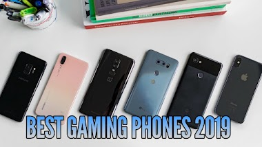 Best Android Smartphones For Gaming 2019