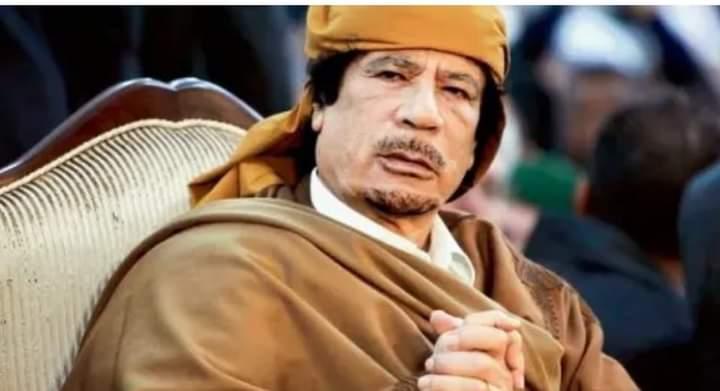 بعض أسرار من حياة القذافي وبيان حجم ثروتة
