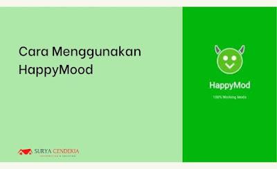 Cara Menggunakan HappyMood
