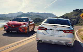 Toyota Camry Models