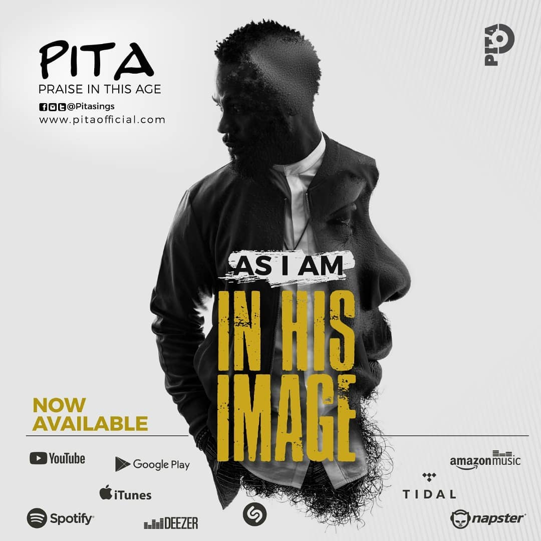 Pita - As I Am In His Image Album Download