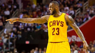 Donald Trump is a 'bum' – LeBron James