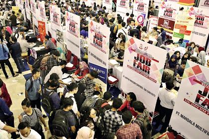 Sukses Tembus Job Fair Sesuai Bidang Pekerjaan Idaman