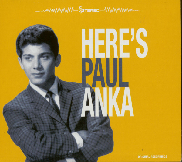Biodata Paul Anka