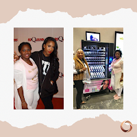 Cindy Tawiah Started TheFirst Natural Hair Care Vending Machine, MD