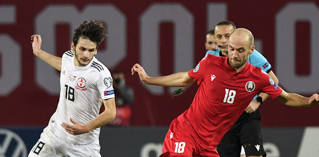 Georgia vs Belarus – Highlights