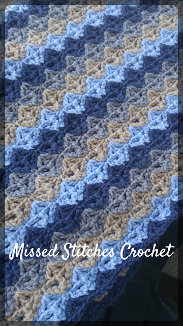 crochet lap blanket pattern