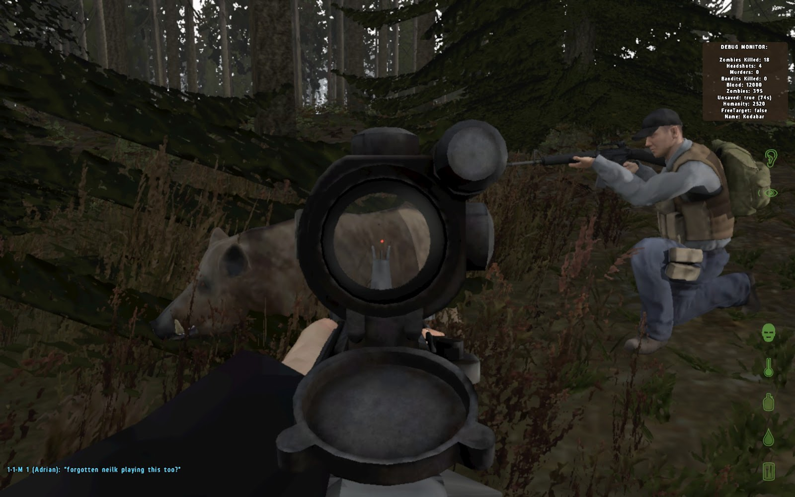 Kodabar DayZ blog: DayZ - how to stay alive for more than
