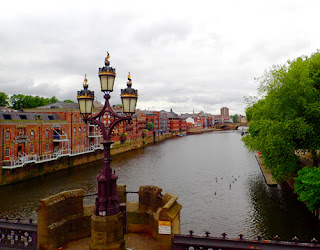 River Ouse York England Great Britain