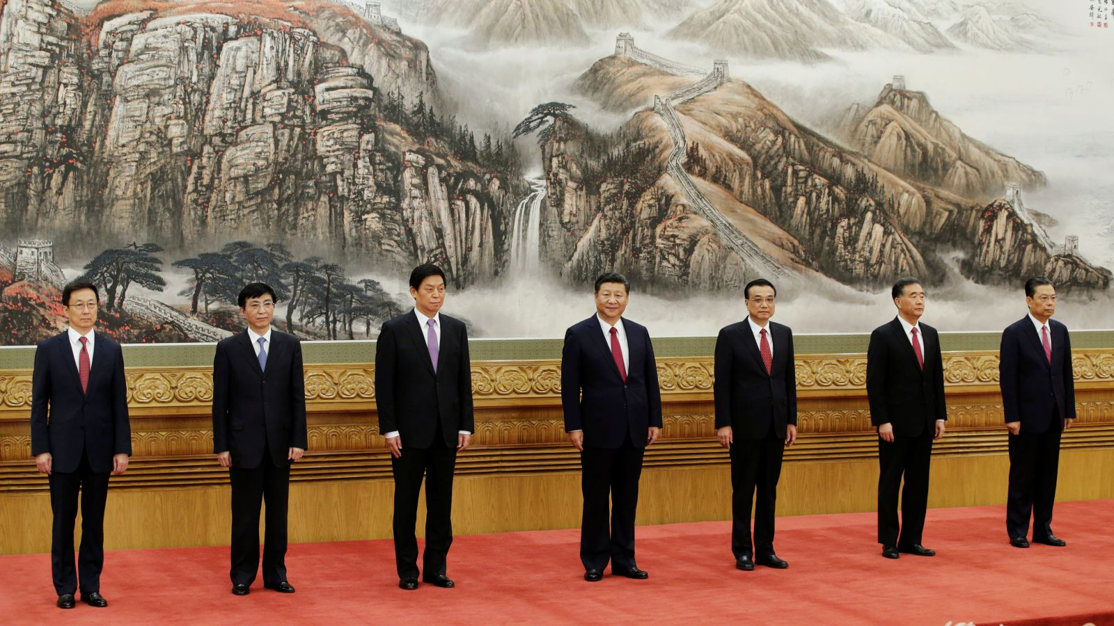 China: swiss seven ministers plus social credit inspiration ?