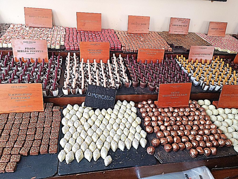 Chocolate London