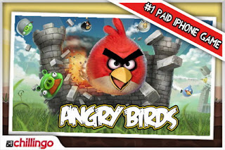 Angry Birds iPhone game updated with Game Center, Retina Display and 15 new levels