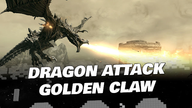 ELDER SCROLLS V: SKYRIM (Hour 1, 2 & 3) * Dragon Attacked Helgen and the Golden Claw!