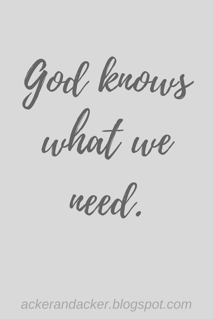 Emily Acker and Bethany Acker, Authors: God Knows What We