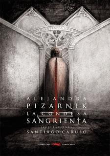 """Reseña: """"La condesa sangrienta"""" - Alejandra Pizarnik"""
